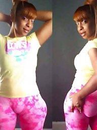 Tits, Ebony ass