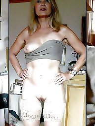 Stocking, Mature blonde, Italian, Blonde mature, Matures, Stockings mature