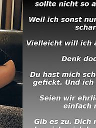 German, Captions, German captions, German caption