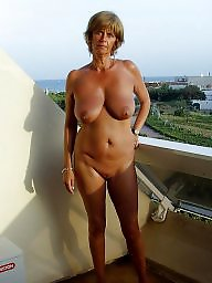 Nudist, Nudists, Mature big tits, Big tits mature, Wifes tits, Wife tits