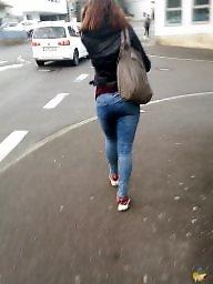 Ass, Brunette