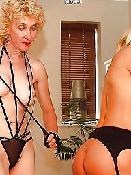 Mature bdsm, Mature lady, Punishment