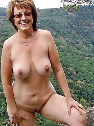 Wives, Mature wives, Naked milf, Public mature, Naked mature, Mature women