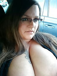 Car, Bbw amateur, Bbw boobs, Cars