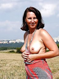 Mature moms, Mature big boobs, Big mature