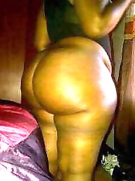 Ebony ass, Ebony amateur