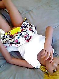 Dress, White