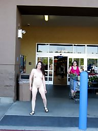 Nude, Road, Business, Flashing in public