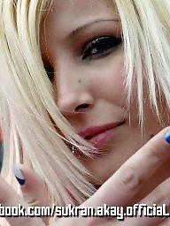 Blonde teen
