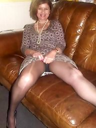 Mature nylon, Hairy mature, Mature hairy, Mature stockings, Nylon mature, Nylon