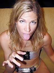 Slut wife, Blonde milf, Exposed, Blonde wife, Expose, Wife amateur