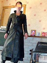 Latex, Leather, Pvc, Boots, Mature leather, Mature pvc