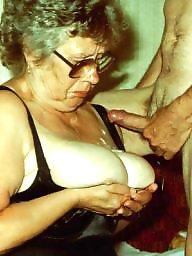 Granny, Granny amateur, Milf granny