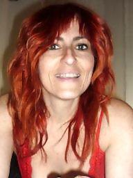 Redhead mature, Amateur mature