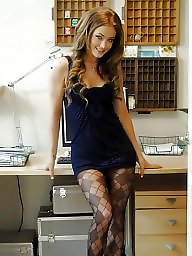 Nylon, Nylons, High heels, Nylon teen, Teen nylon, Teen dress