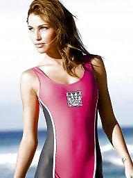 Swimsuit, Wet