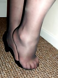 Feet, Mature feet, Mature stocking