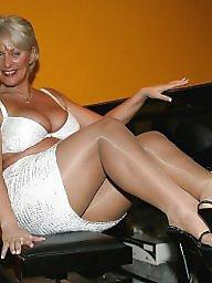 Stockings mature, Mature stocking