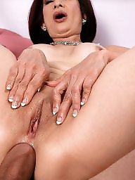 Anal, Mature anal, Mature stocking, Mature stockings, Anal mature