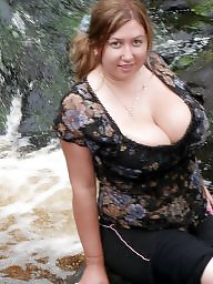 Russian bbw, Woman, Russian boobs, Russian porn
