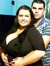 Huge tits, Brazilian
