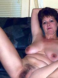 Hairy milf, Nature, Hairy women, Natural mature