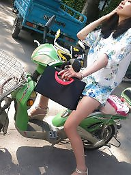 Chinese, Riding, Ride, Asian babe