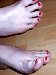Amateur milf, Stocking feet, Milf feet, Milf stocking, Sexy wife, Cum feet