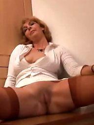 Stockings, Mature hairy, Stocking mature, Milf stockings, Milf hairy
