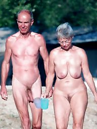 Mature, Nudist, Couple, Mature couple, Mature nudist, Couples