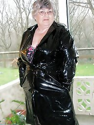 Latex, Pvc, Leather, Matures, Mature leather