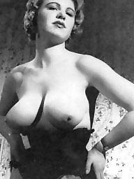 Vintage, Lady, Vintage amateur