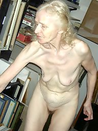 Old granny, Hairy granny, Grannies, Old grannies, Hairy mature, Slave