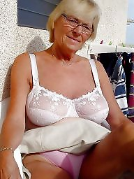 Mature beach, Blonde mature, Blond mature