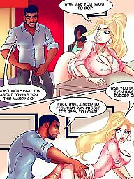 Interracial, Comics, Comic, Interracial cartoon, Interracial cartoons
