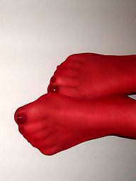 Mature feet, Mature stockings, Stocking feet, Stockings mature