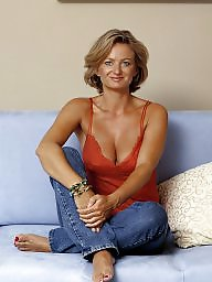 Celebrity, Uk mature, Uk milf, Mature uk, Beer