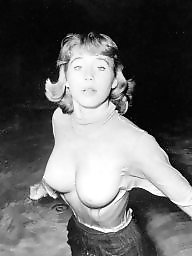 Vintage, Wet, Shower, Wetting, Vintage amateur, Vintage amateurs