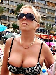 Beach, Mature beach, Lady, Beach mature, Mature amateurs, Mature lady