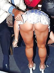 Public, Upskirts, Upskirt flashing, Public flash, Public flashing