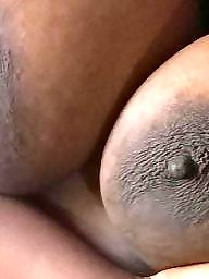 Black bbw, Big nipples, Areola, Big ebony, Big black