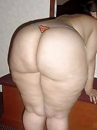 Thighs, Bbw ass, Cummed, Cumming, Cum on ass, Phat ass