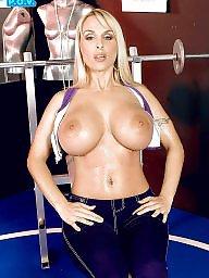 Posing, Gym