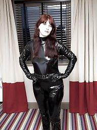 Latex, Leather