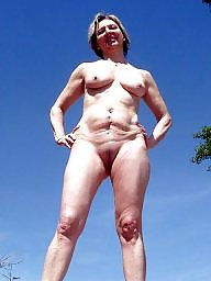 Nudist, Nudists, Flash, Public flashing, Nudist beach, Beach milf