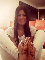 Feet, Foot, Iranian, Toes, Teen feet