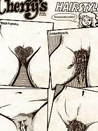 Vintage, Vintage cartoons