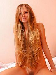 Hairy teen, Nature, Natural