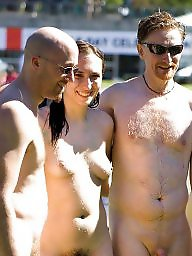 Public, Beach, Couples, Nude beach, Voyeur beach, Nudes