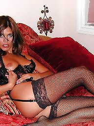 Mature stockings, Stockings mature